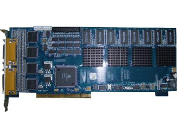 Hikvision Hardware Compression DVR Card: DS-4016HCI