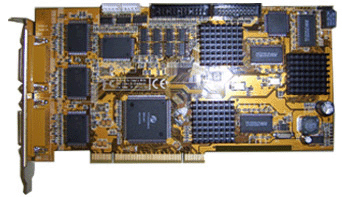 16ch Hikvision matériel de compression DVR Card: DS-4016HSI