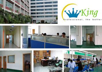 KingCCTV usine