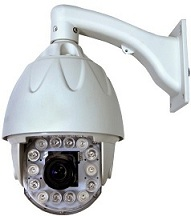 HK-SNIV Series IR IP PTZ Camera