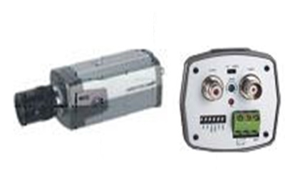 CCD Box camera with audio: HK-D310, HK-D312, HK-D318, HK-D352, HK-D410