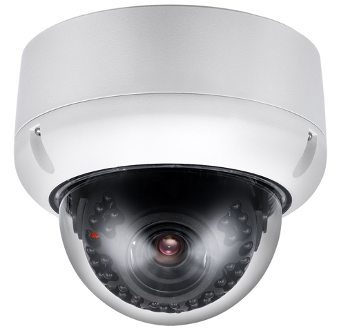 4MP HD IR Dome Varifocal IP camera: HK-SGR240(-P)