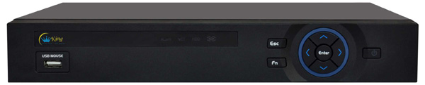 4ch/8ch/16ch 1U POE NVR: HK-NVR5204F-P, HK-NVR5208Q-8P, HK-NVR5216F-16P