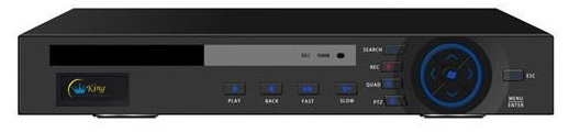 4ch / 8-Kanal / 16-Kanal 1U / 2U NVR: HK-NVR5604Q, HK-NVR5616Q, HK-NVR5624F
