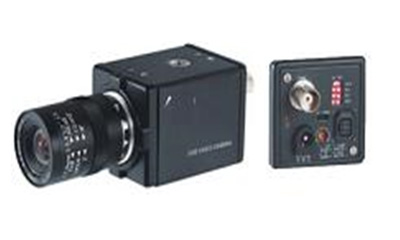 P series CCD Box camera: HK-P312, HK-P318, HK-P410