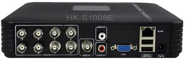 8ch mini DVR