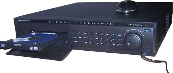 D1 H.264 standalone network DVR: HK-S4004FD, HK-S4008FD, HK-S4016FD