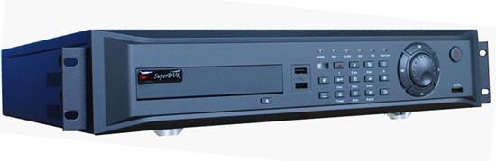 H.264 2U réseau 3G DVR 960H: HK-S8208F, HK-S8216F