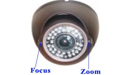 30m day night IR dome camera: HK-SA312, HK-SA318, HK-SA355, HK-SA365, HK-SA370
