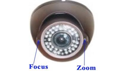 30m Tag-Nacht-IR-Dome-Kamera: HK-SA312, HK-SA318, HK-SA355, HK-SA365, HK-SA370