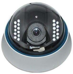 1.3M / 720P HD IR-IP-Dome-Kamera mit IR-Cut: HK-E213