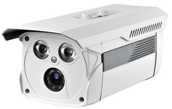5MP HD IR-IP-Kamera: HK-XA250(-P)