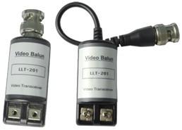 CCTV Balun video: LLT-201A / C,LT-213, LT-301R / T,LLT-401R / T,LLT-410R