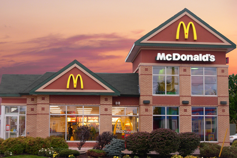 KingCCTV 2MP Bullet IP Camera helps secure Mcdonald's In US.